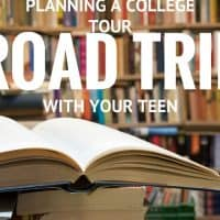 Planning a college tour road trip with your teen