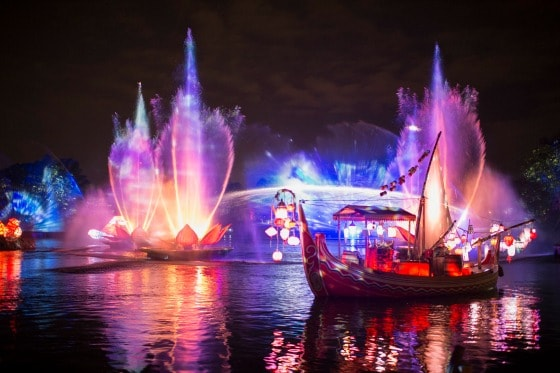 The brand new Rivers of Light hits this summer at Walt Disney World at Disney Animal Kingdom