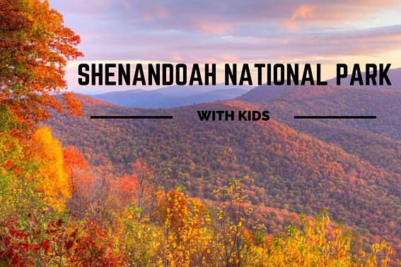 Shenandoah National Park with Kids