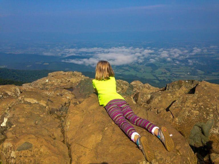 Hiking Shenandoah National Park with Kids 3