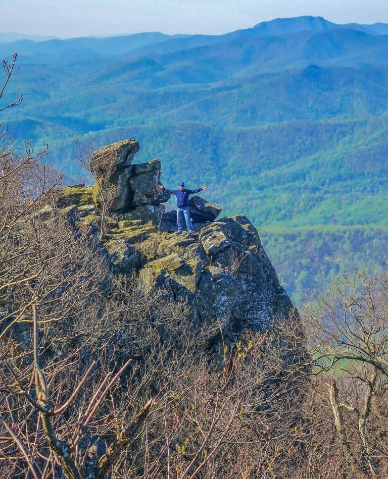 Best Hikes in Shenandoah National Park Skyline Drive Hikes