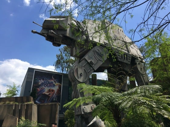 Star Tours The Adventure Continues at Disney's Hollywood Studios