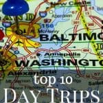 Top 10 Best Day Trips from DC [for families!] 1