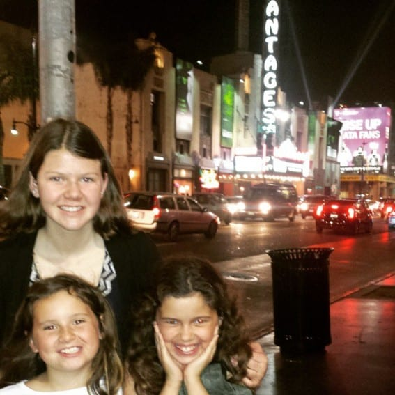 The Pantages theatre in Hollywood offers Broadway-style performances perfect for families