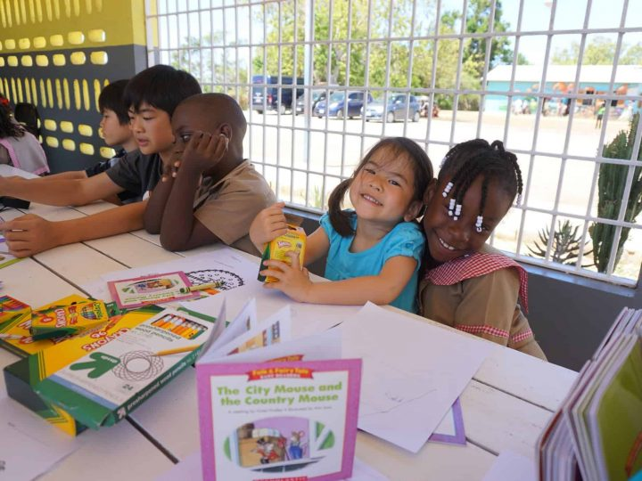 Road School: Digging Deeper with our Kids Through Voluntourism