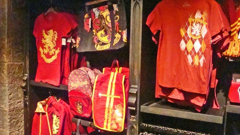 Wizard World of Harry Potter in Hollywood Filchs