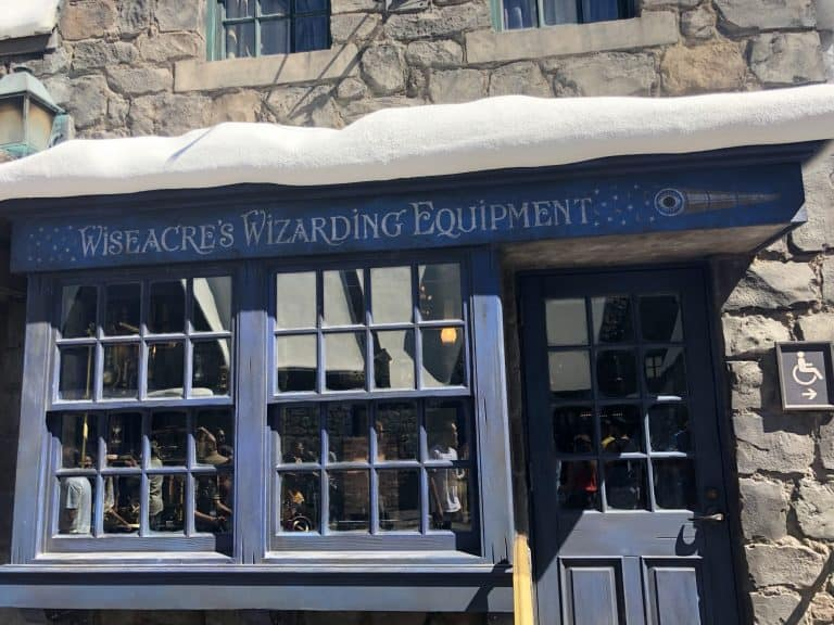 Wizarding World of Harry Potter in Hollywood Wisacres