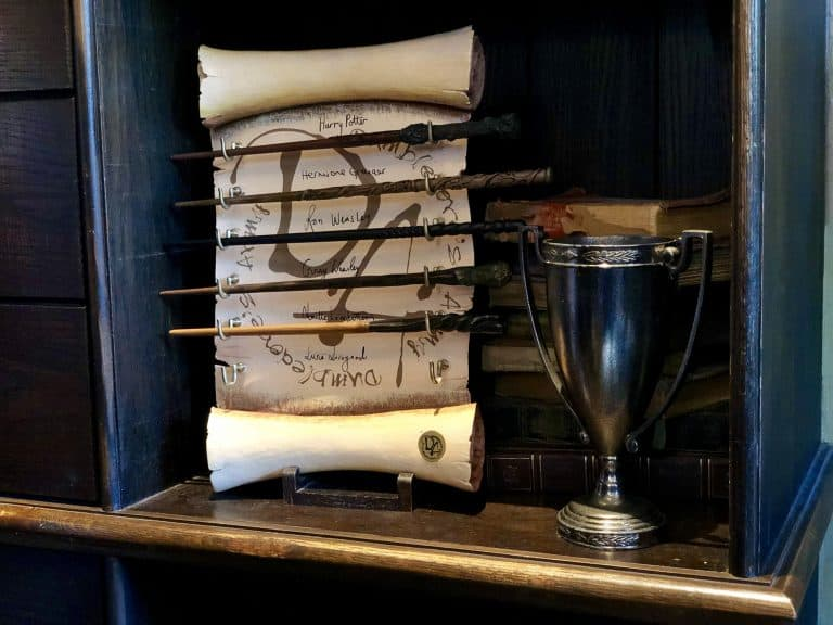 Wizarding World of Harry Potter in Hollywood Ollivanders