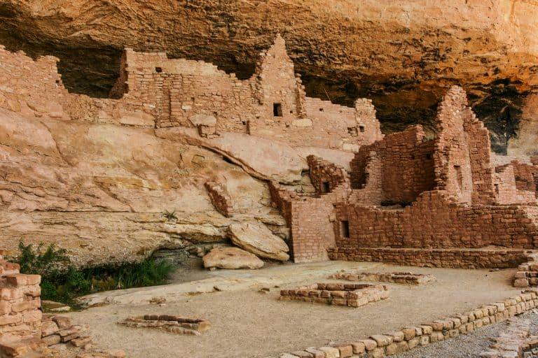 Long House in Mesa Verde National Park