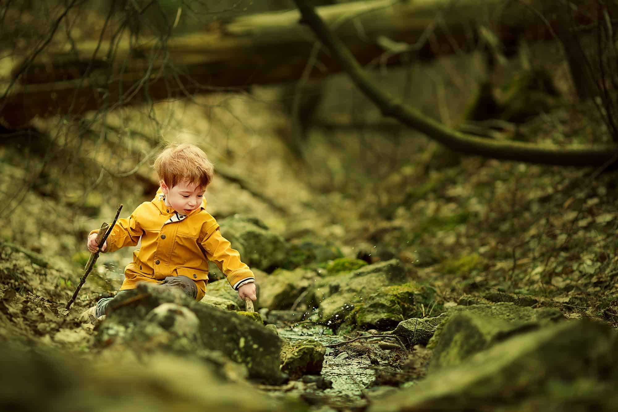 Why We Travel: Curious Kids in the Making