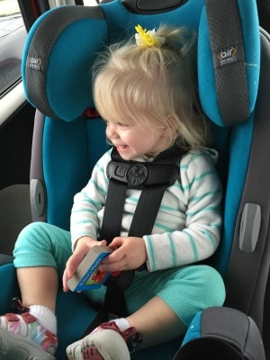 Gear Review: Grow and Go Air Protect 3-in-1 Car Seat by Safety 1st ...