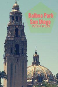 Balboa Park Pinterest