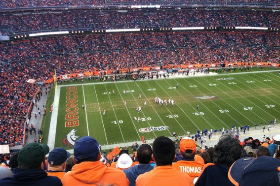 Denver Broncos family fun