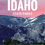 Explore family-favorite Idaho State Parks with your kids pin