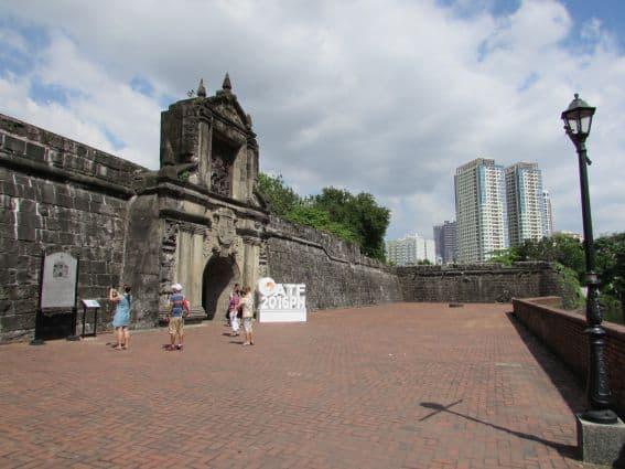 Fort Santiago Philippines