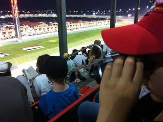 family friendly auto club speedway