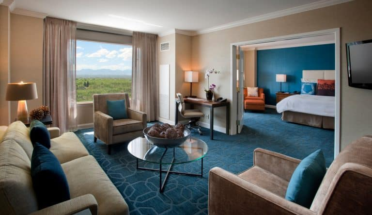 JWMarriottCherryCreek_OneBedroomSuite by visit denver