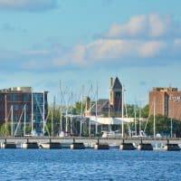 New Bern North Carolina Waterfront