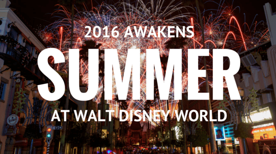 Summer at Walt Disney World: What's New with 'Awaken Summer'