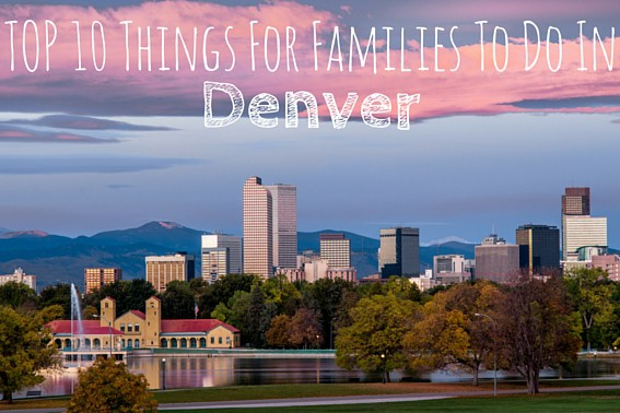 Denver with kids