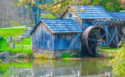 Top 10 Places to Visit in Virginia Blue Ridge Parkway