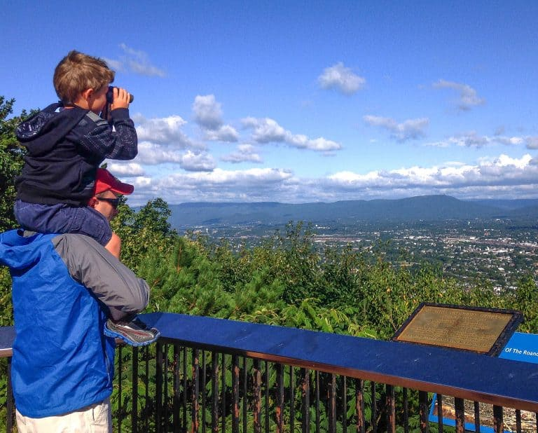 Virginia Road Trips on The Blue Ridge Parkway with Kids