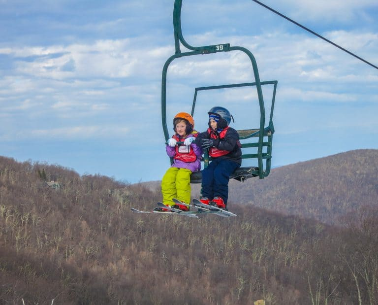 Wintergreen Resort is a good home base on your Blue Ridge parkway Road Trip