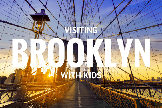 Visiting Brooklyn with Kids: A bucket-list worthy guide to visiting this slice of NYC with your family #brooklyn