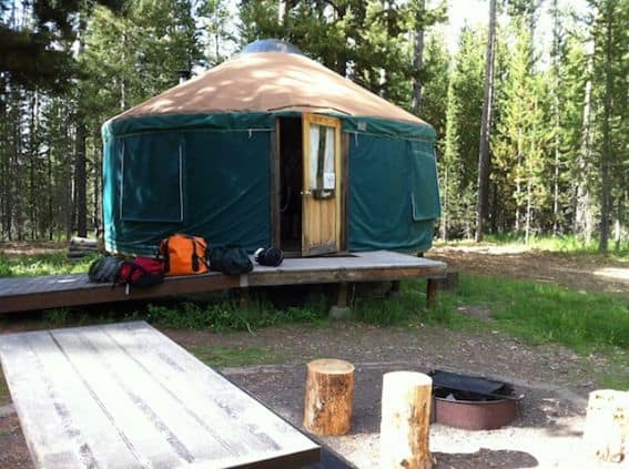 harriman-yurt