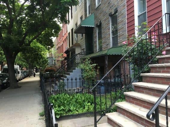 Iconic neighborhoods can be explored in a Brooklyn with Kids tour