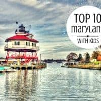 Explore the top 10 things to do in Maryland with kids