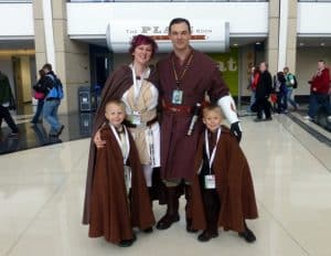 Tips for Bringing Your Family to Comic-Con 1