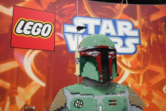 Kids will find many activities to enjoy at Comic-Con including action heroes, comic book lessons, and even LEGO events