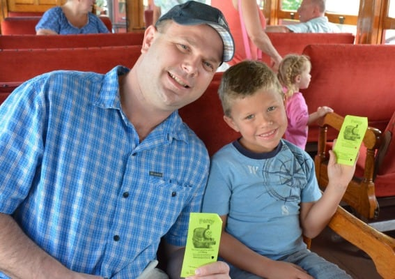 Day out with Thomas Strasburg Railroad
