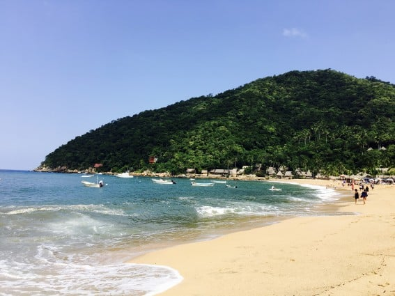 Yelapa Mexico is a must-visit when in Puerto Vallarta with kids
