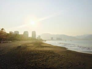 Puerto Vallarta Mexico Pacific Coast Sunrise