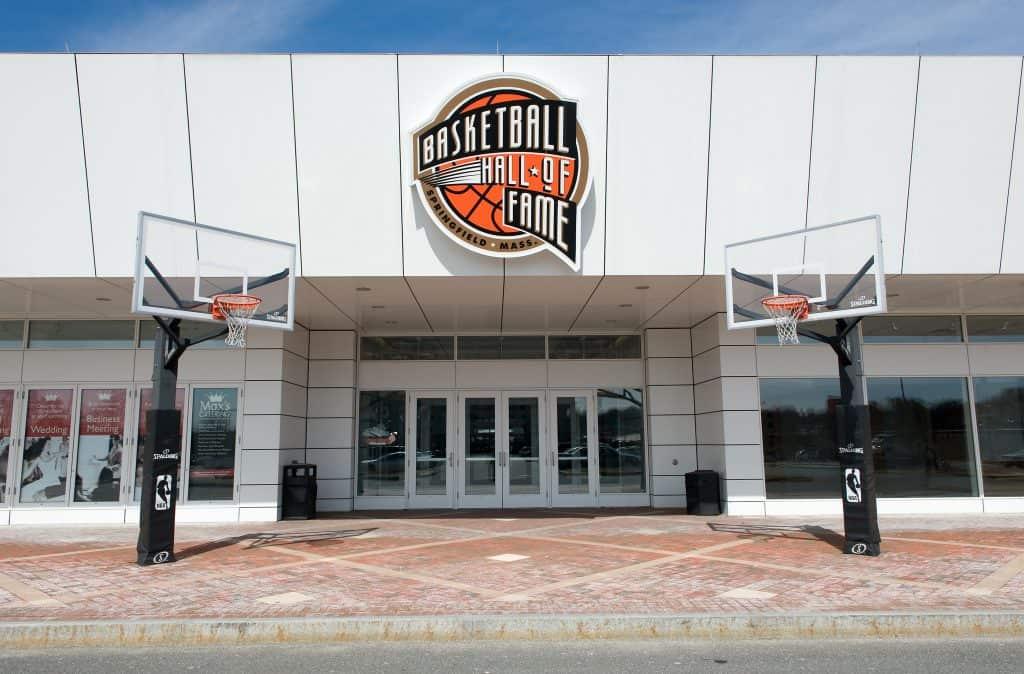 Basketball hallf of fame