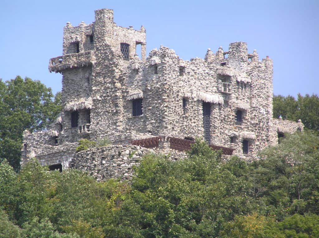 Places to go in New England Gillette Castle