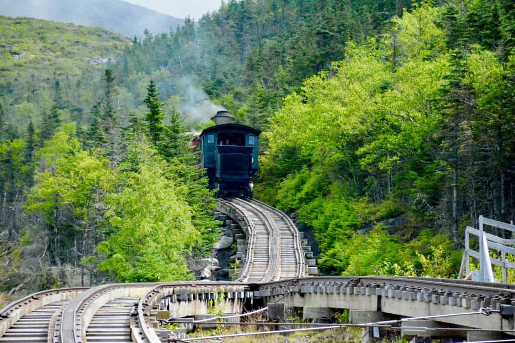 Places to Visit in New England Mount Washington New Hampshire