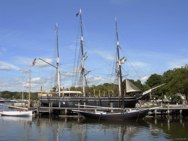 Things to Do in New England Mystic Seaport
