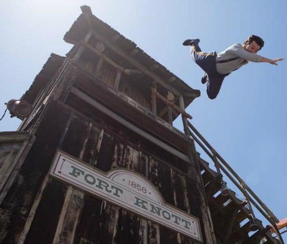 Wild-West-Stunt-Show-Knotts-Berry-Farm-Trekaroo