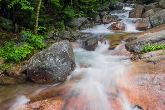 Franconia Notch State Park with Kids