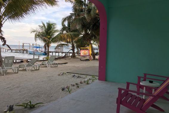 caye caulker belize family friendly