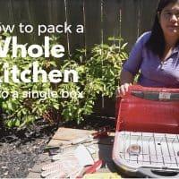 Camping Kitchen - Blog