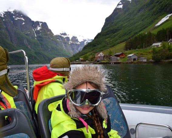 Norway Fjord Safari