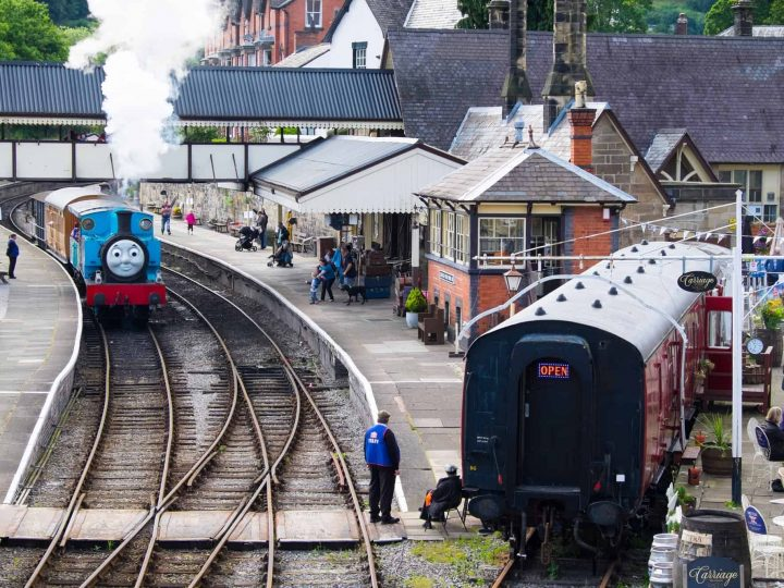 Tips for Enjoying a Day out with Thomas