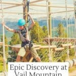Epic Discovery at Vail Mountain