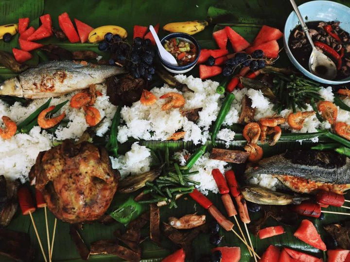 Exploring the Food of the Philippines with Kids