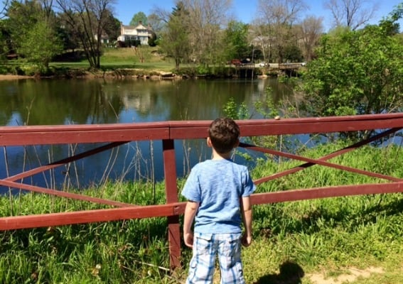 field trip tips to Northern Virginia - Ferry Farm Fredericksburg