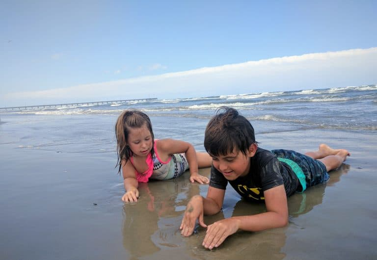 Things to Do in Port Aransas at the beach